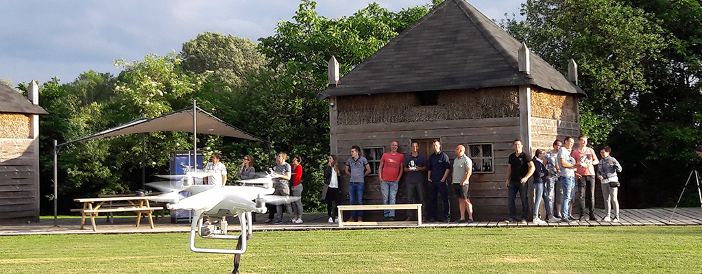 Drone vliegen workshop