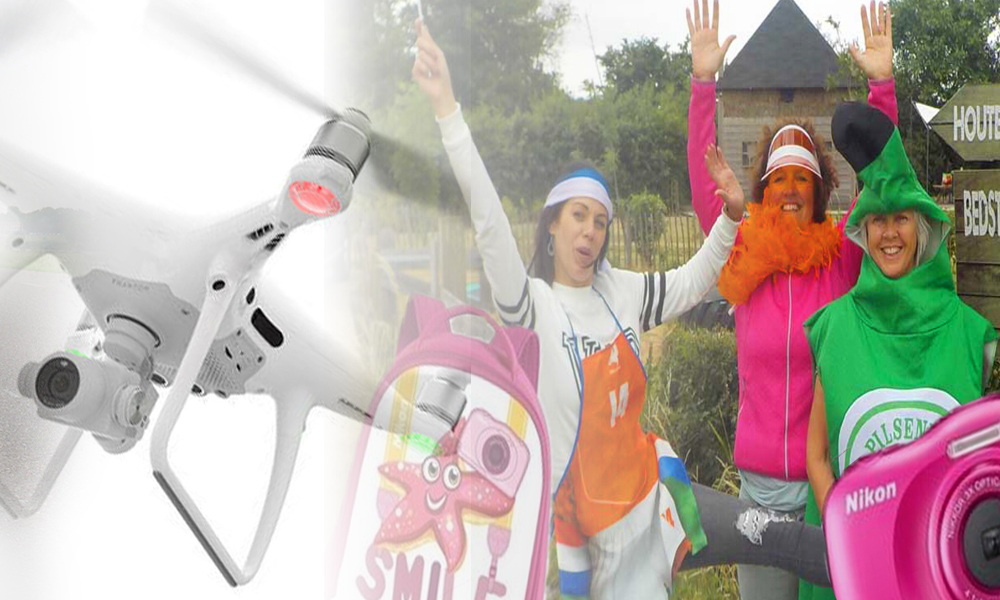 drone en get the picture