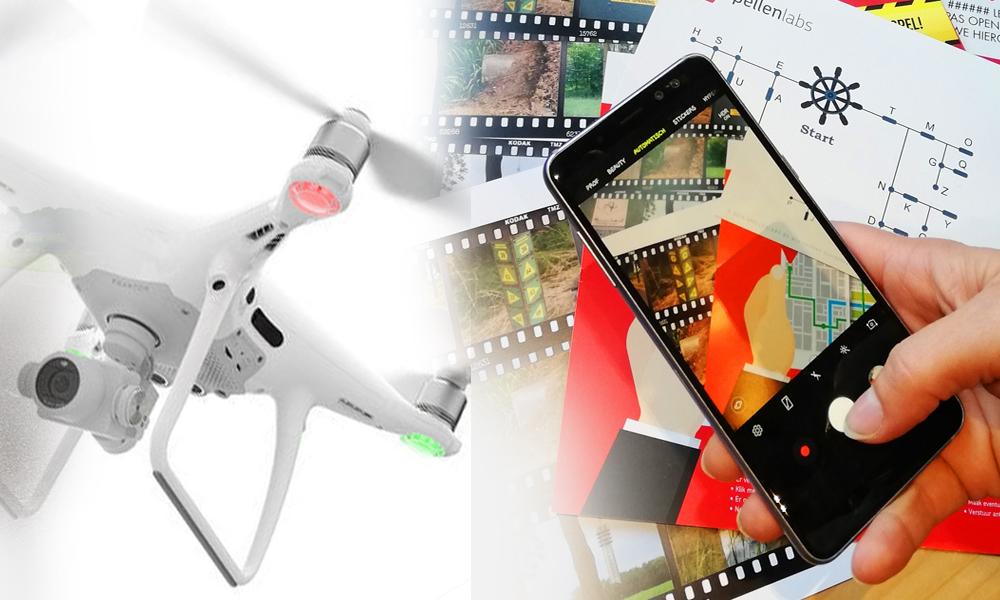 drone en smart