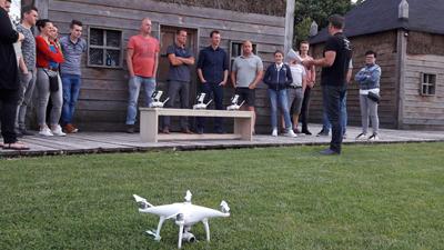 drone-vliegen