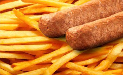 high friet