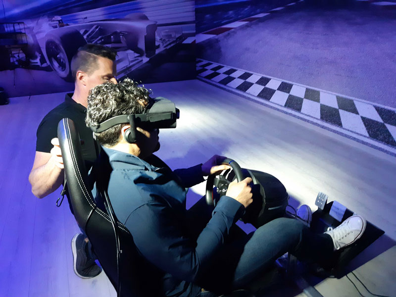 VR-Formule-1