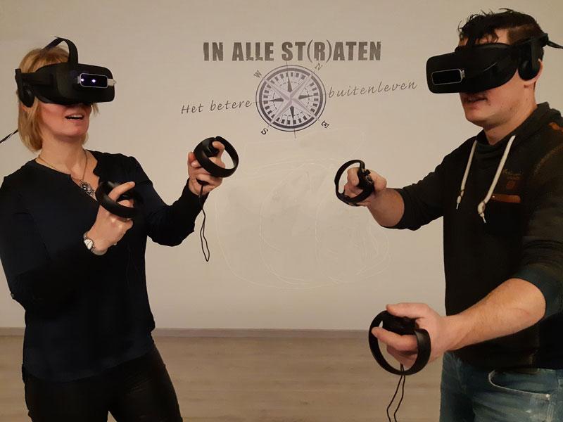 VR Room explore