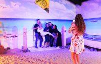 club binnen beach