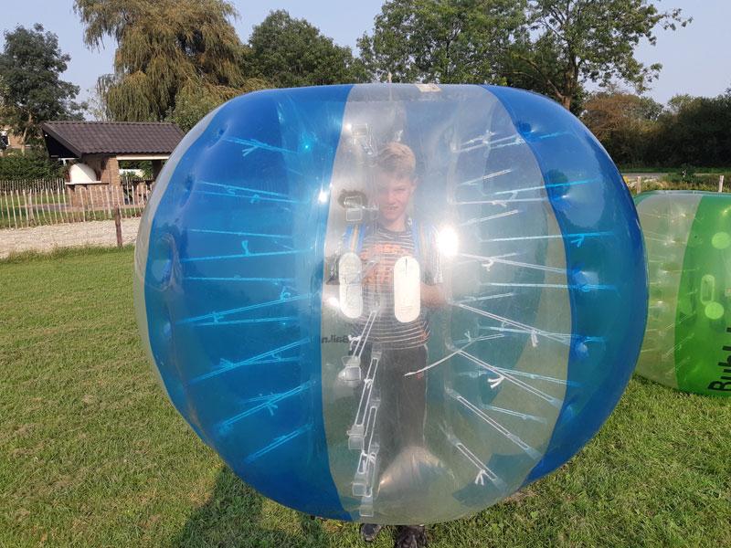 kinderfeest-bubbleball