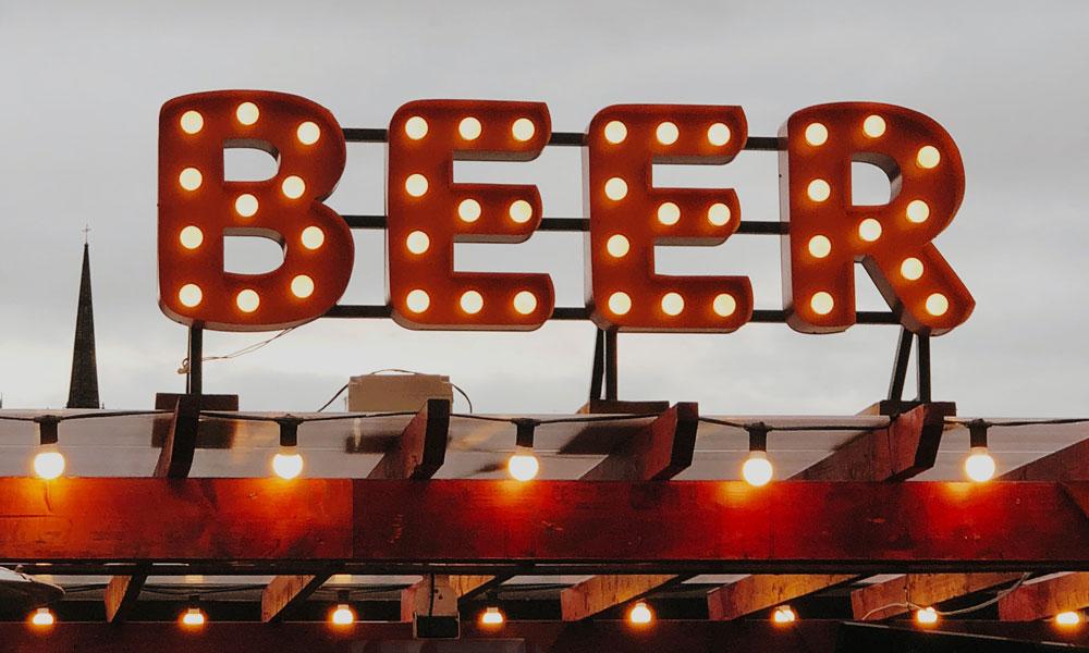 bike en beer