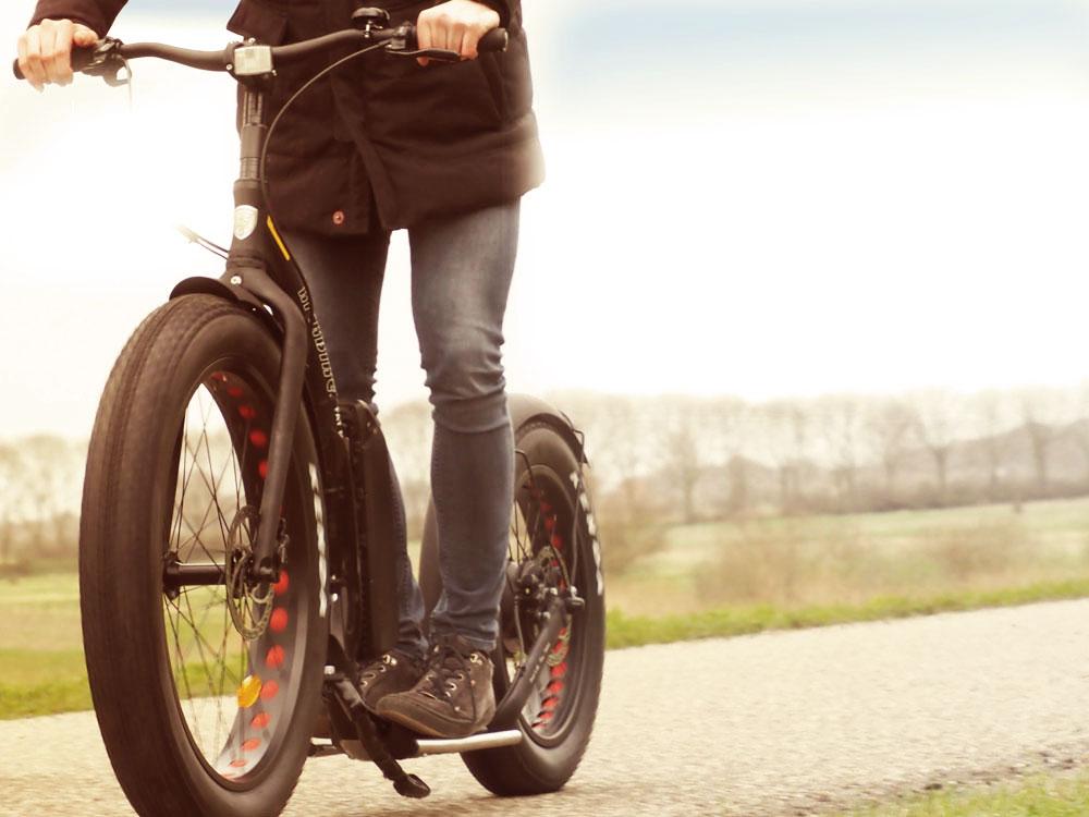 step kickbike