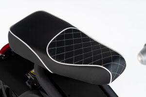 E_chopper singel seat