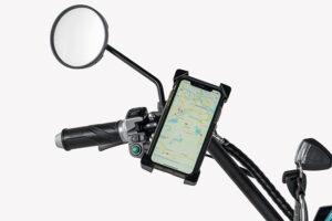 E_chopper smartphonehouder