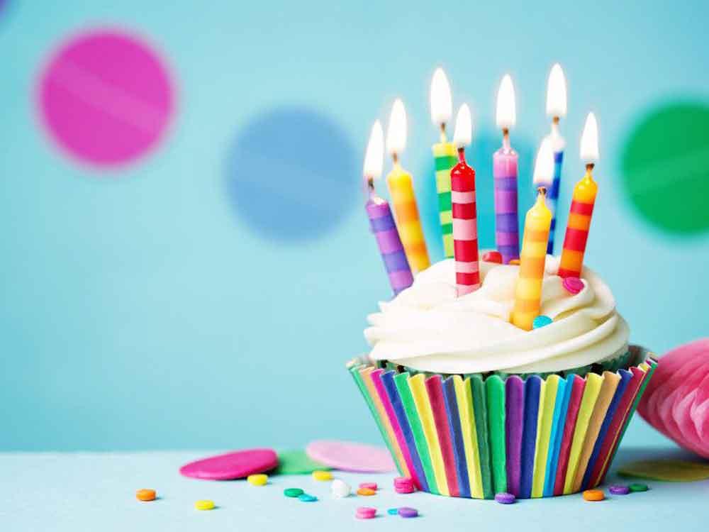 verjaardag taart feest